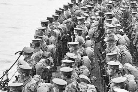 a history of anzak the australian and new zealand army corps in the world war one New zealand for seven — when world war i broke out, and together the countries created the australian and new zealand army corps  history fix in.