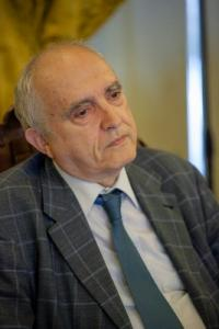 Dino Cofrancesco, professore emerito Università di Genova